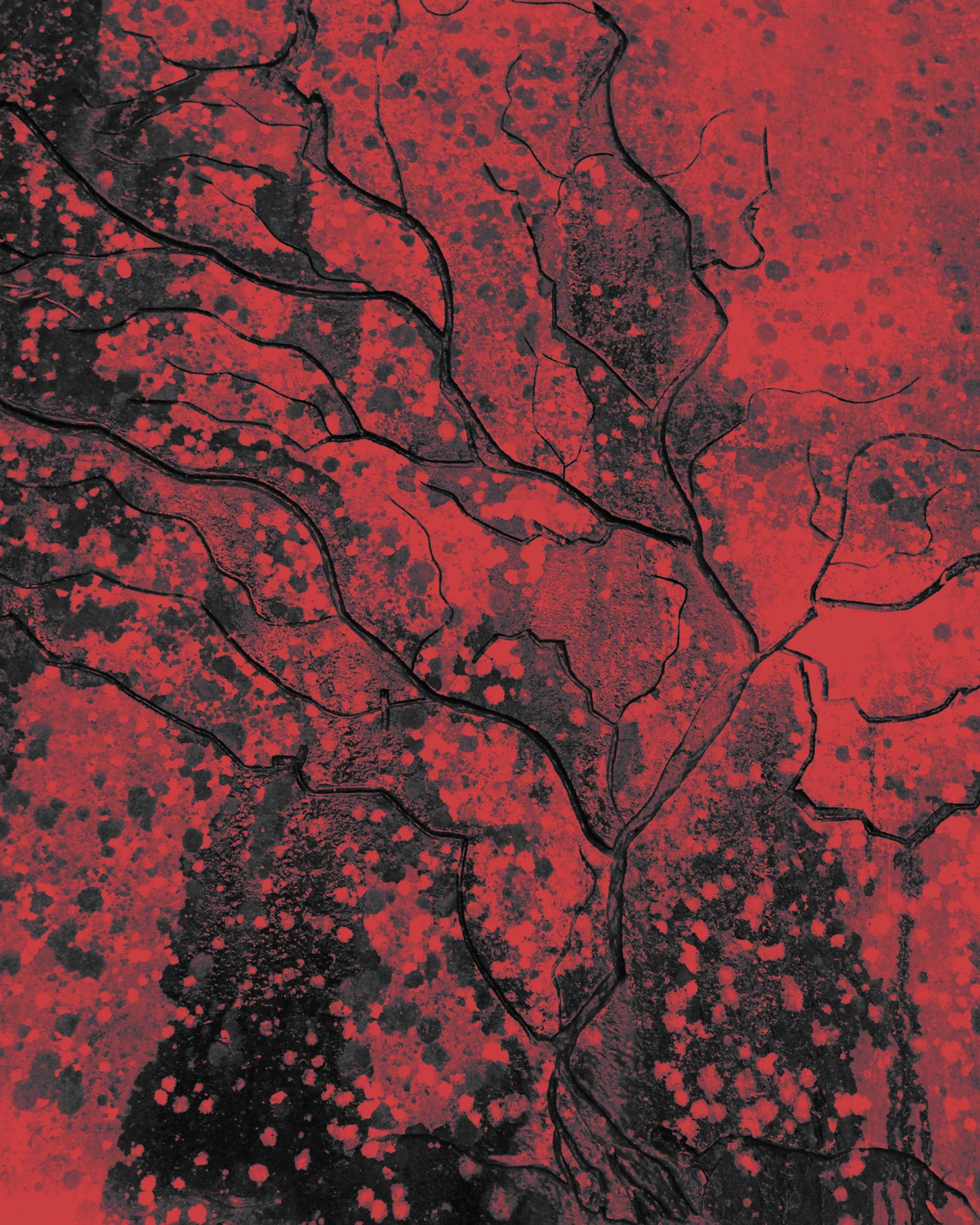 Terre Rouge © Olek Yaro
